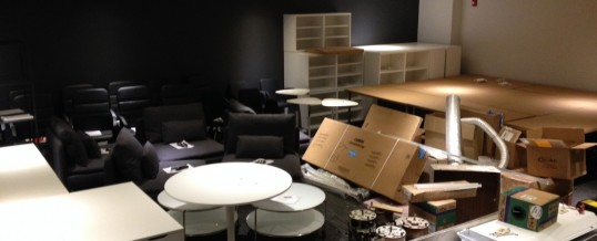 A Great Option for Office Furniture: IKEA for Business + Assemblymen