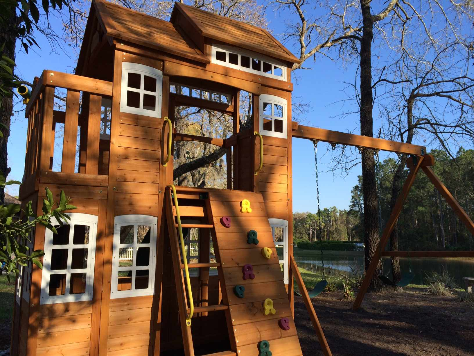 Assemblyreview Mount Forest Lodge Playset By Cedar Summit Assembly Service Ikea Furniture