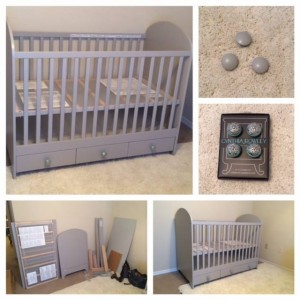 Crib (Home Furniture Page) pic