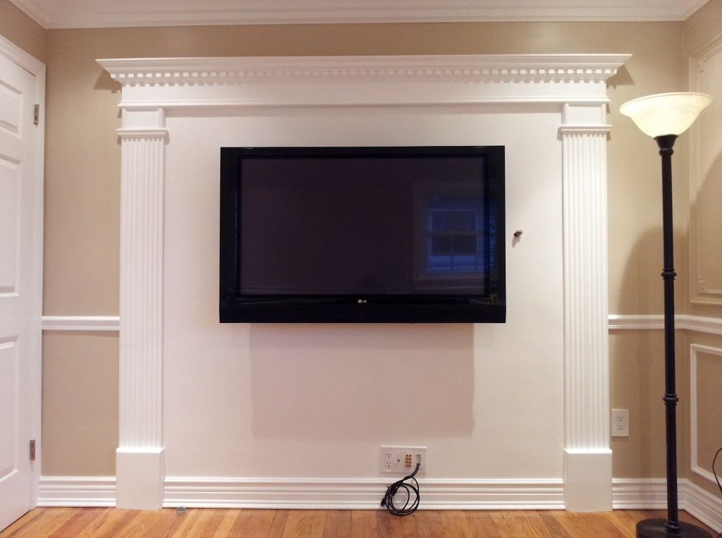 Main (TV Mounting Page) pic
