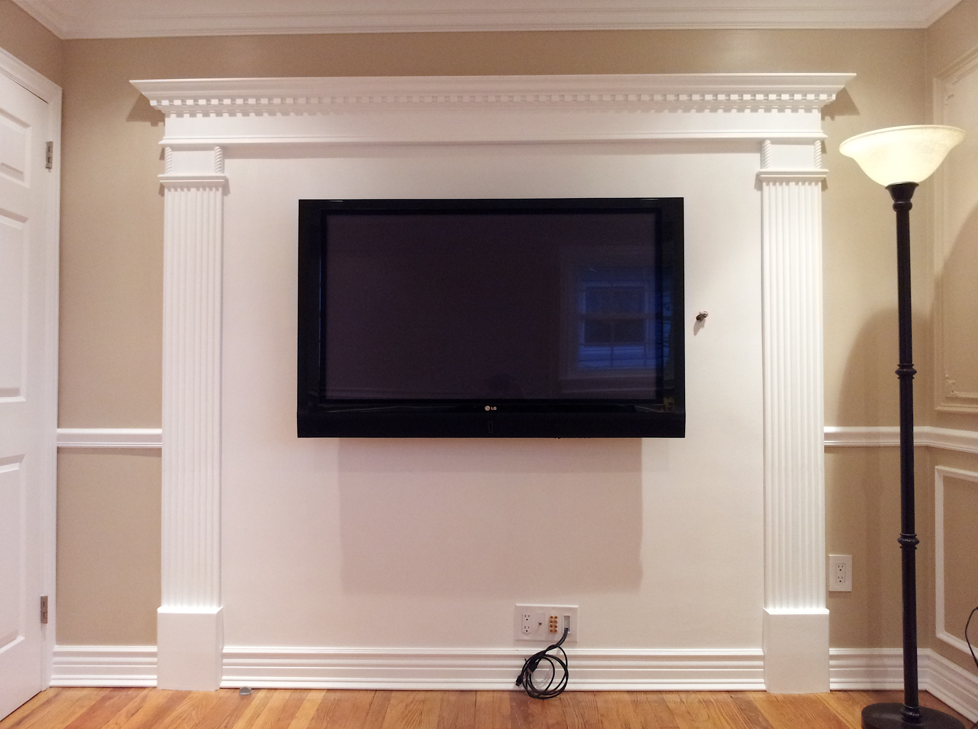 BASIC TV MOUNTING SERVICES