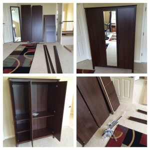Wardrobe (Home Furniture page) pic